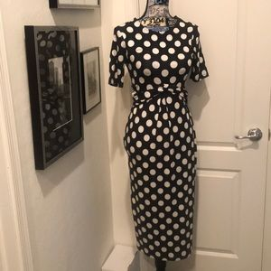 ASOS Polka Dot Dress Size 4